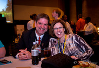 Michael Timmons & Lori Craft of the Board of Directors for PPA